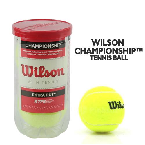 윌슨 참피온쉽 캔볼 1BOX (36캔)
