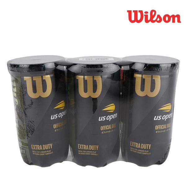 윌슨 US오픈 캔볼 1팩(3캔) WRT1000K3PR